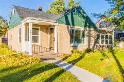 Appleton Single Family Home Active-Offer No Bump: 602 E Glendale