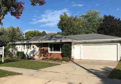 Kaukauna Single Family Home Active-Offer No Bump: 1908 Thelen