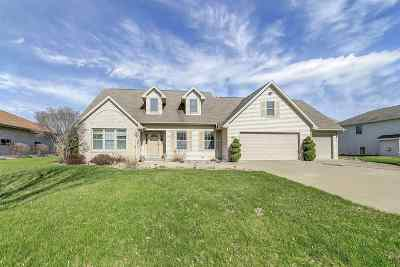 Green Bay Single Family Home Active-No Offer: 1199 Mojave
