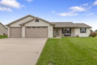 Greenville Single Family Home Active-Offer No Bump: W6437 Boonesborough