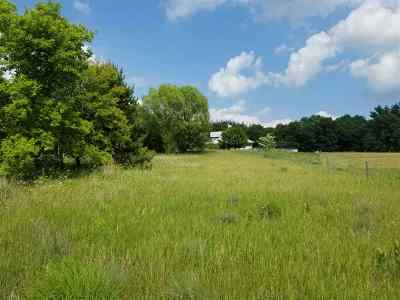 Waupaca Residential Lots & Land Active-No Offer: N Lambs Quarters