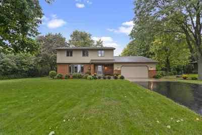Neenah Single Family Home Active-Offer No Bump: 1190 Gavin