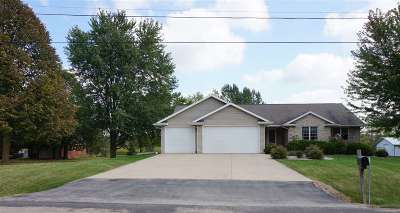 Greenville Single Family Home Active-Offer No Bump: N1790 Maple Terrace