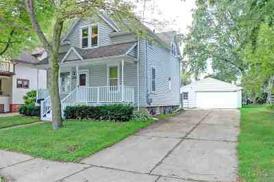 Appleton Single Family Home Active-Offer No Bump: 1713 N Oneida