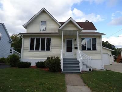 Seymour Single Family Home Active-No Offer: 405 E Pearl