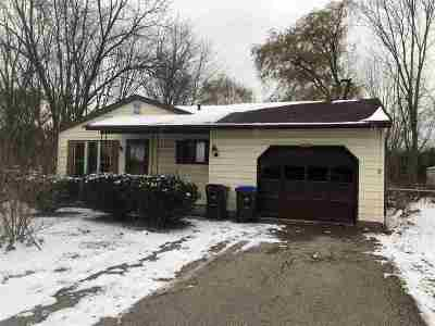 Shawano Single Family Home Active-No Offer: N5649 Hwy 47/55