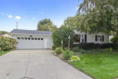 Appleton WI Single Family Home Active-Offer No Bump: $149,900