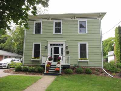 Menasha Single Family Home Active-Offer No Bump: 345 Winnebago