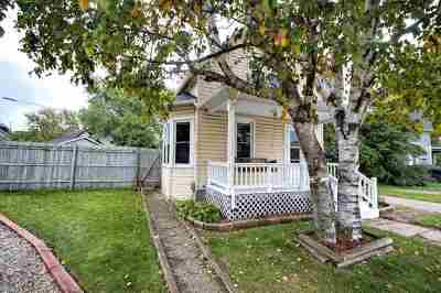 Neenah Single Family Home Active-No Offer: 606 Walnut