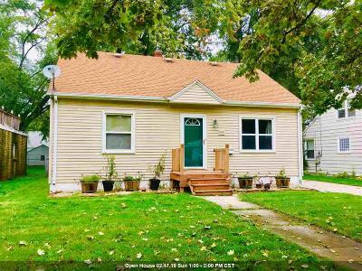 Green Bay Single Family Home Active-No Offer: 900 Roscoe