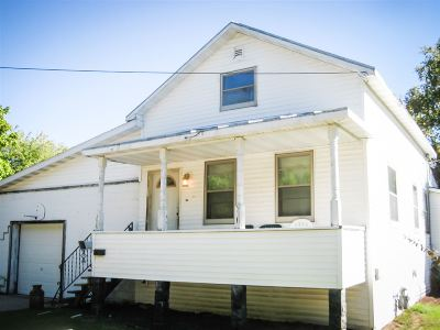 Oconto Single Family Home Active-Offer No Bump: 215 Locust