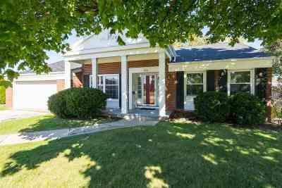 Oshkosh Single Family Home Active-No Offer: 1772 Southland