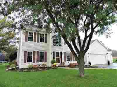 Oshkosh Single Family Home Active-Offer No Bump-Show: 2975 W Pheasant