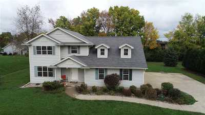 Neenah Single Family Home Active-No Offer: 1275 Radcliff