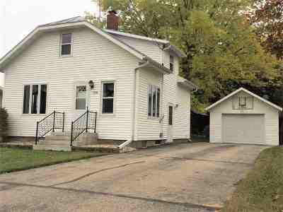 Single Family Home Active-No Offer: 709 Mira