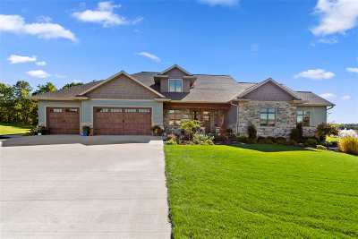 Appleton Single Family Home Active-Offer No Bump: W4217 Del Rose