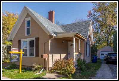 Appleton Single Family Home Active-Offer No Bump: 604 N Clark