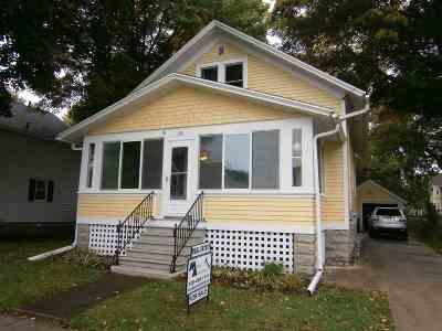 Oshkosh Single Family Home Active-No Offer: 553 Boyd