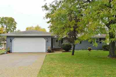 Appleton WI Single Family Home Active-Offer No Bump: $169,900