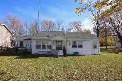 Oshkosh Single Family Home Active-No Offer: 3119 Bellaire