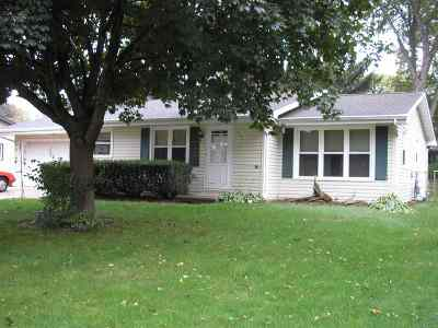 Green Bay Single Family Home Active-No Offer: 1801 7th