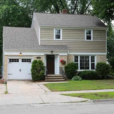 Green Bay Single Family Home Active-No Offer: 1114 Grignon