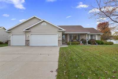 Neenah Single Family Home Active-Offer No Bump: 1616 S Pendleton