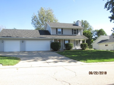Cecil Single Family Home Active-No Offer: 444 Golden Sands