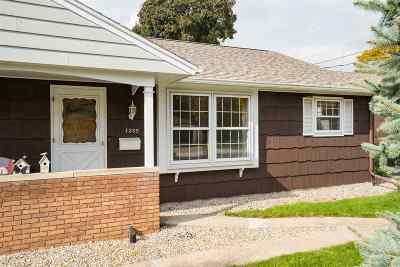 Appleton Multi Family Home Active-Offer No Bump: 1205 S Herbert