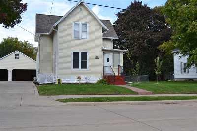 Oshkosh Single Family Home Active-No Offer: 144 W 18th