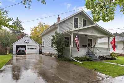 Appleton Single Family Home Active-Offer No Bump: 828 W Spring