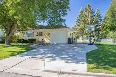 Neenah Single Family Home Active-Offer No Bump: 2021 Henry