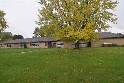 Bonduel Single Family Home Active-Offer No Bump-Show: W5153 Hwy 156