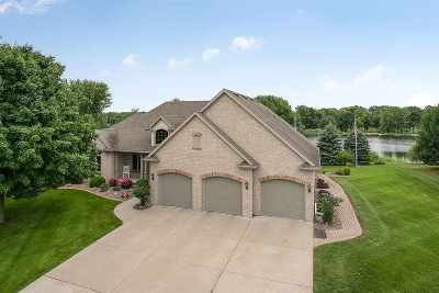 Howard, Suamico Single Family Home Active-No Offer: 3131 Seafarer