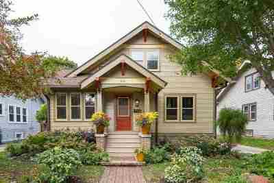 Oshkosh Single Family Home Active-No Offer: 1513 N Main
