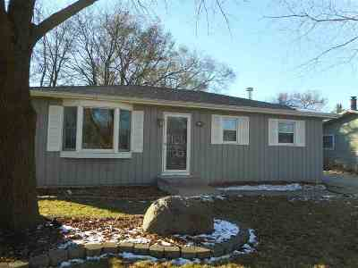 Oshkosh Single Family Home Active-Offer No Bump-Show: 1055 Greenfield