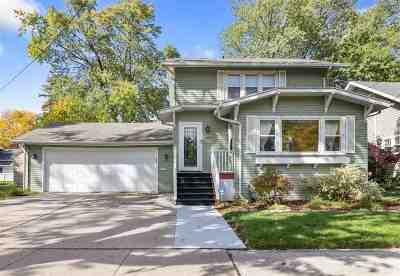 Green Bay Single Family Home Active-Offer No Bump: 1026 S Roosevelt