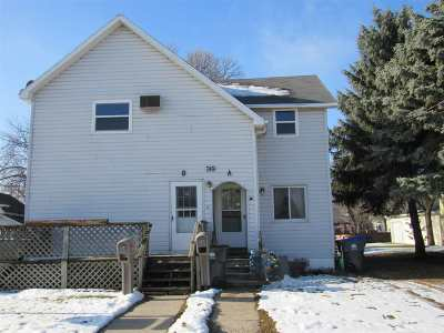 Neenah Multi Family Home Active-No Offer: 319 Union