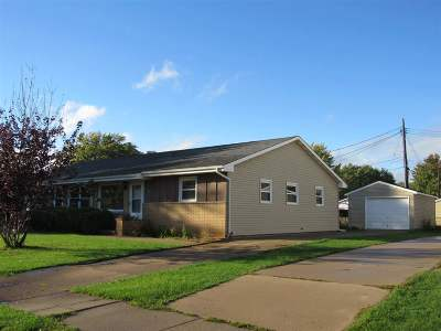 Neenah Multi Family Home Active-No Offer: 1080 Holly