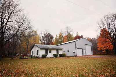 Mountain Single Family Home Active-No Offer: 13347 McComb Lake