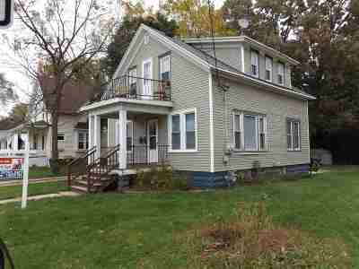 Appleton Multi Family Home Active-Offer No Bump: 1514 N Richmond