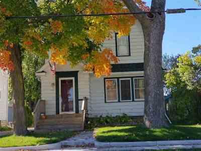Oshkosh Single Family Home Active-No Offer: 59 Bowen