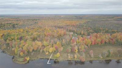 Marinette County Residential Lots & Land Active-No Offer: W Raven