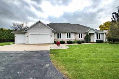Appleton Single Family Home Active-Offer No Bump: 3307 W Pine