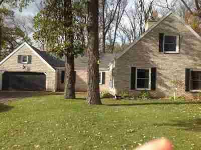 Oshkosh Single Family Home Active-No Offer: 1336 Maricopa