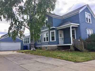 Oshkosh Single Family Home Active-No Offer: 317 W 8th
