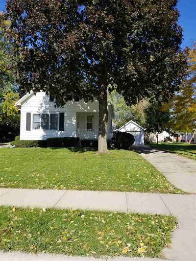 Oshkosh Single Family Home Active-Offer No Bump: 848 Osborn