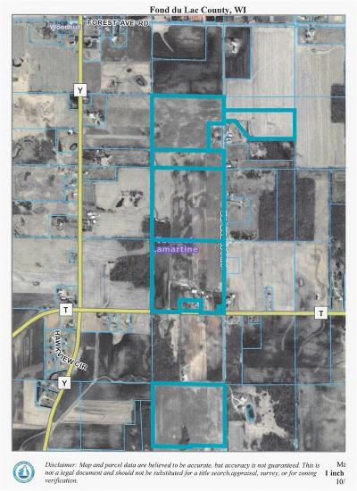 Residential Lots & Land Active-No Offer: W8135 Hwy T