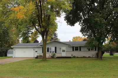 Menasha Single Family Home Active-No Offer: 1654 Sandys