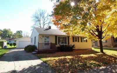 Kaukauna Single Family Home Active-Offer No Bump: 513 W 8th